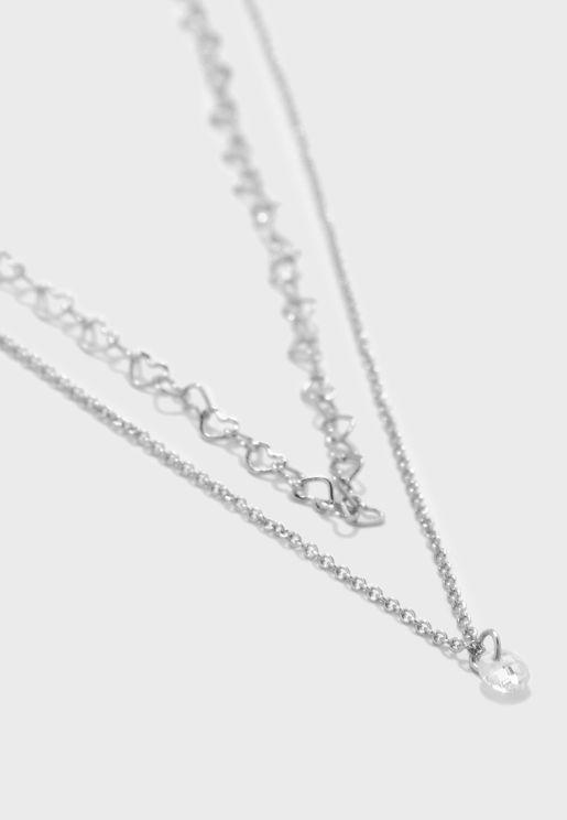 Chigollan Layered Necklace