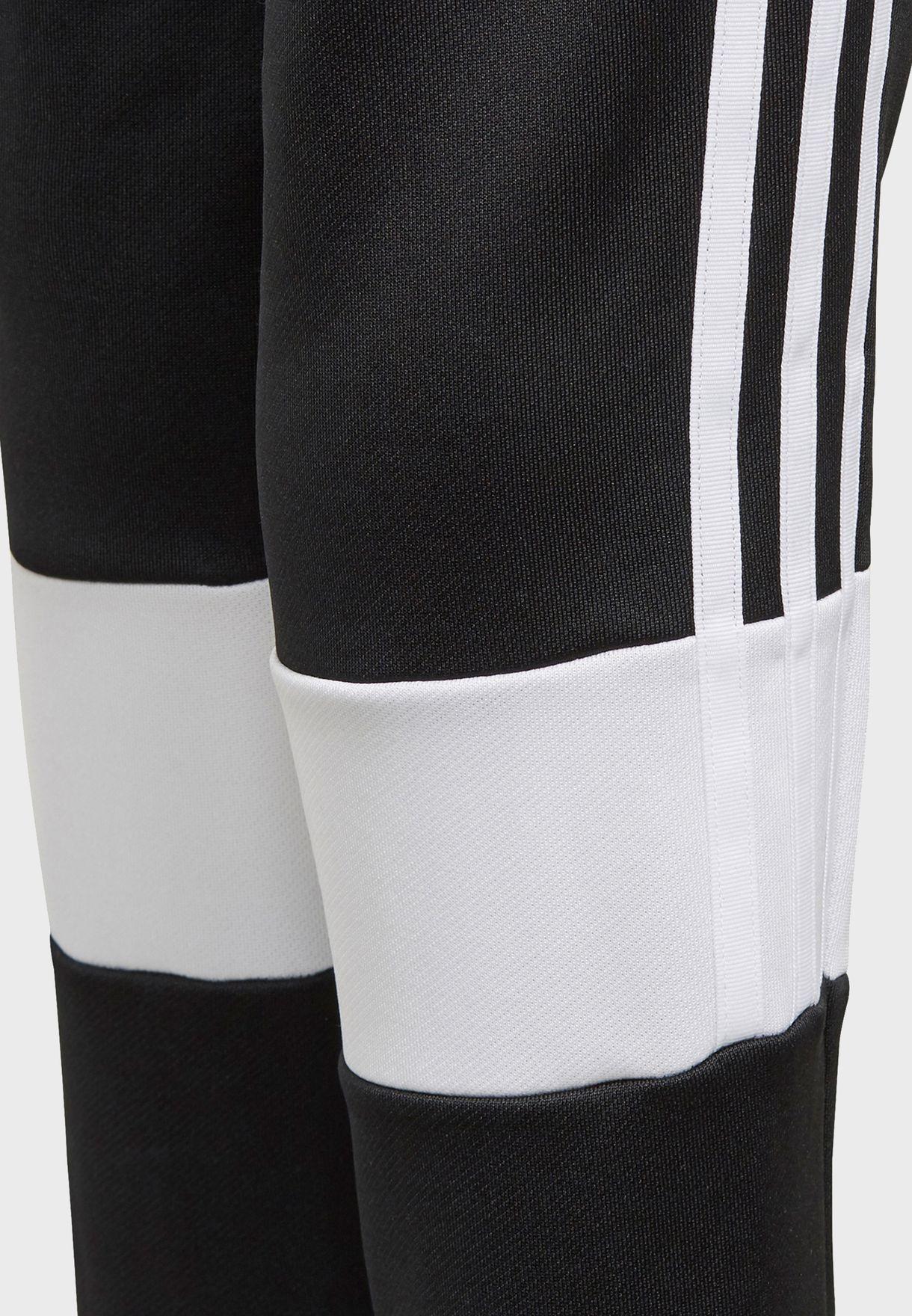 Youth Aero Ready 3 Stripe Sweatpants