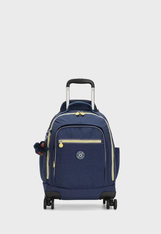 Zea Wheeled Backpack