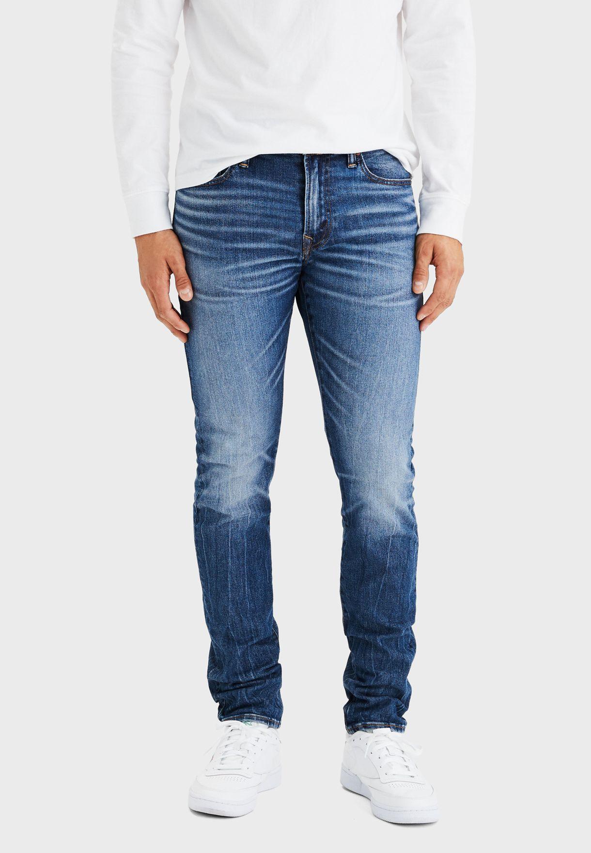جينز سليم فيت