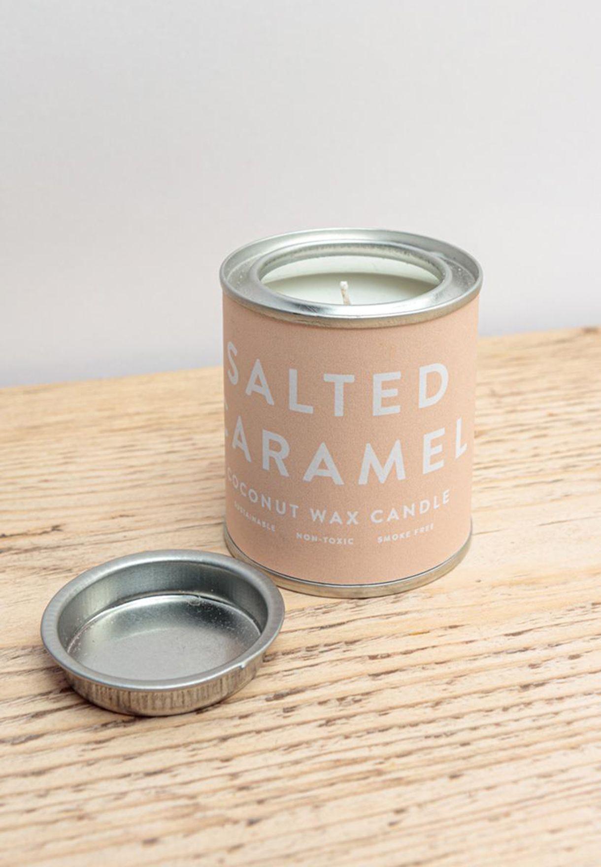Salted Caramel Conscious Candle