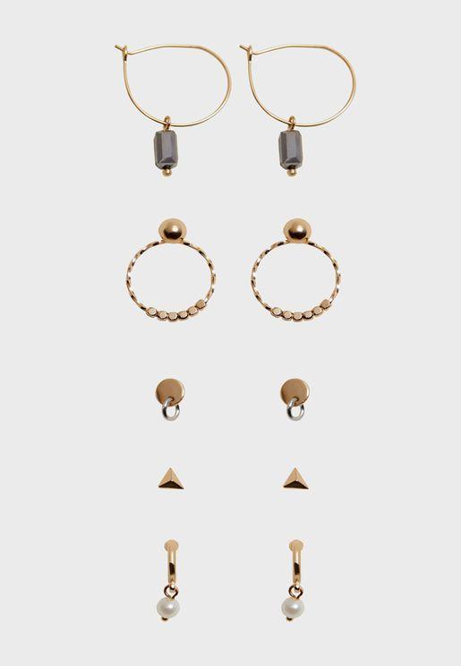 Multipack Opera Earrings