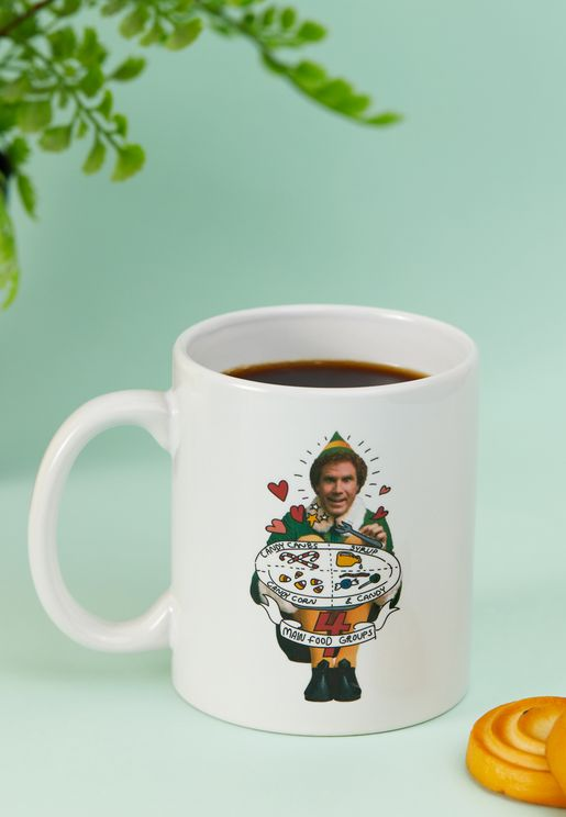 Elf Food Group Mug