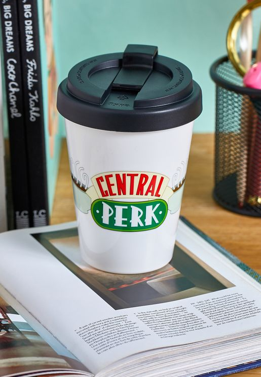 Friends Central Perk Flask