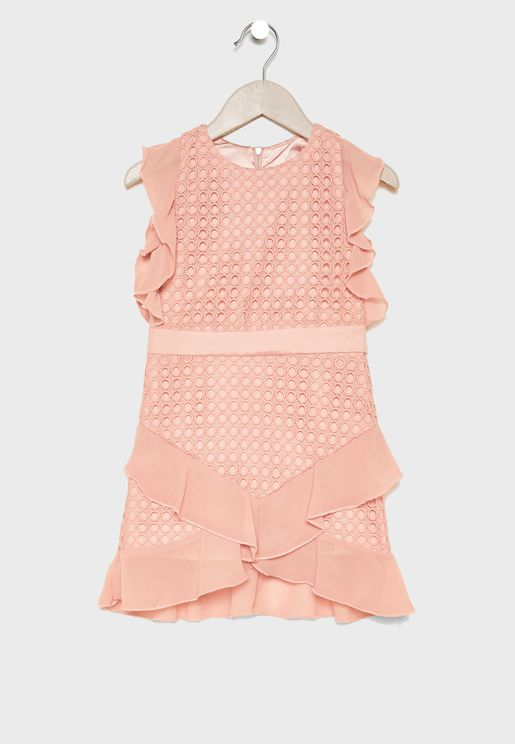 Little Ruffel Dress
