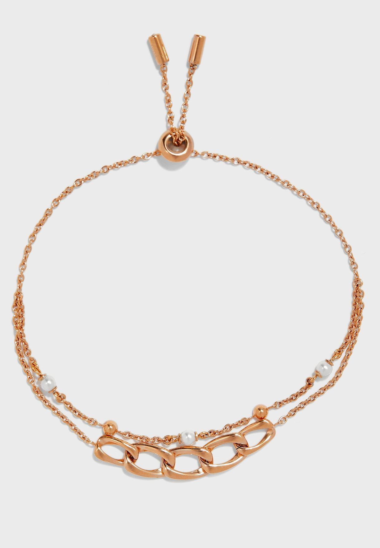 Pearl Detail Bracelet