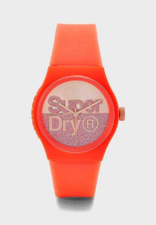 Urban Glitter Brand Analog Watch