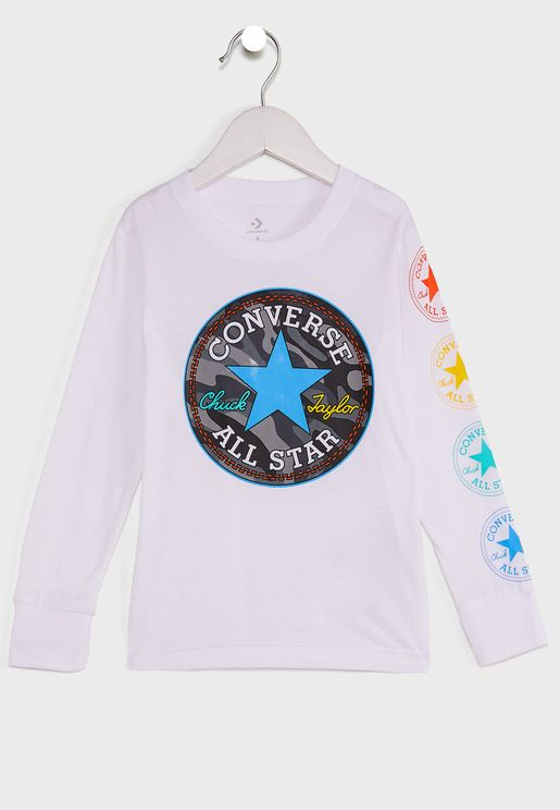 Kids Camo T-Shirt