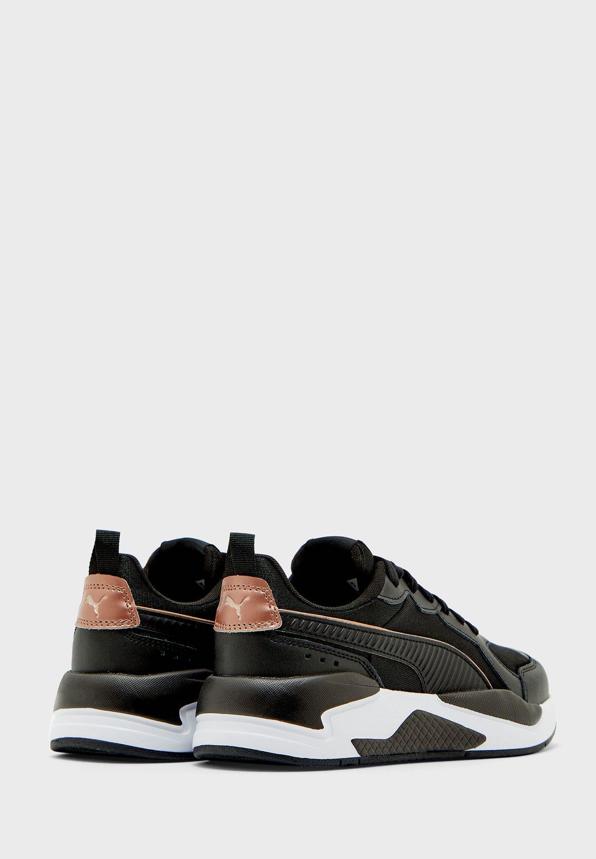 حذاء اكس راي ميتاليك