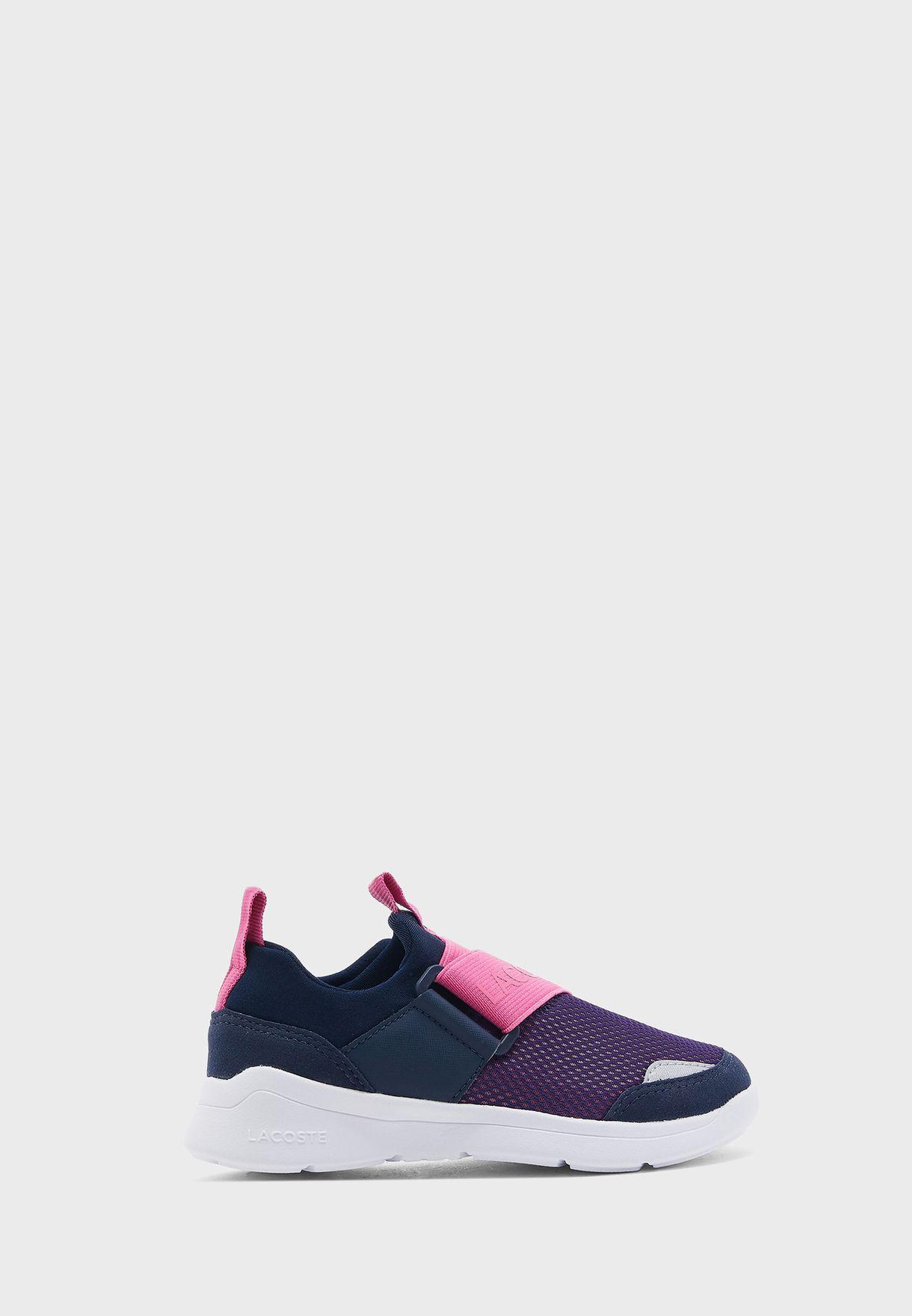 Youth Lt Dash Slip 120 1 Suc Sneaker