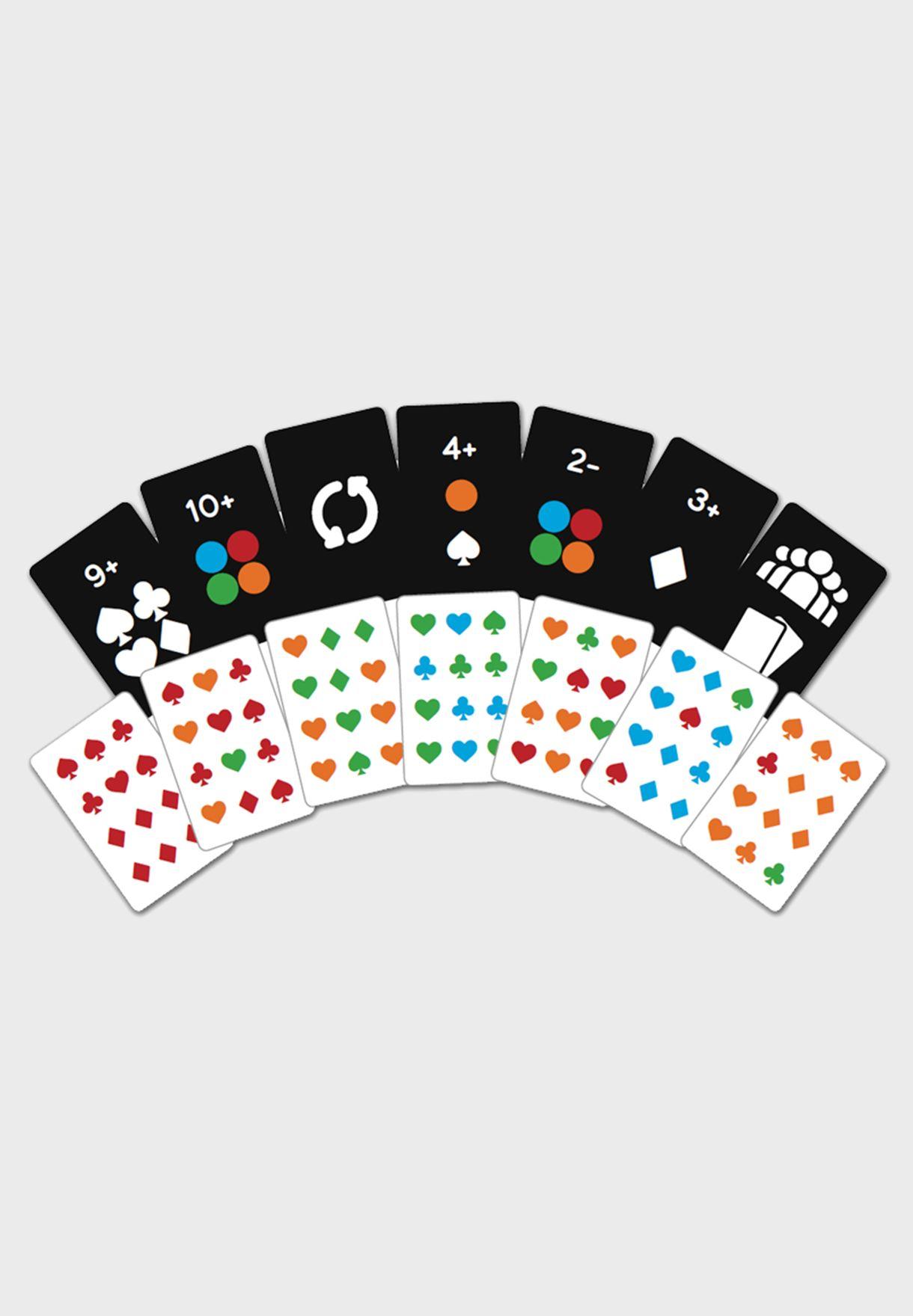 بطاقات اوراق اللعب