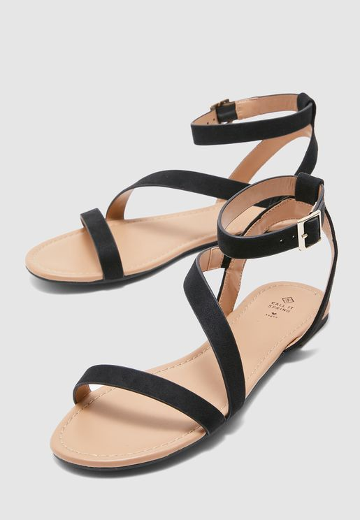 Madona Flat Sandal
