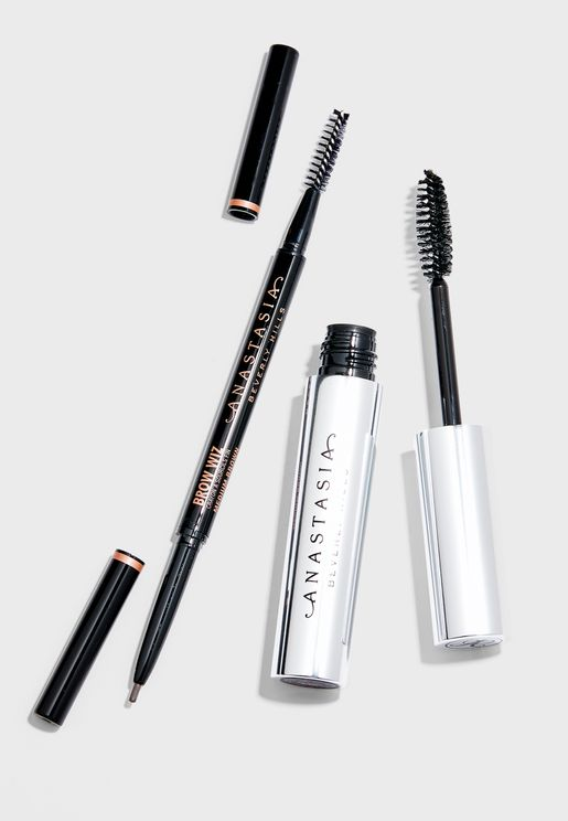 Ride Or Die Brow Duo- Medium Brown