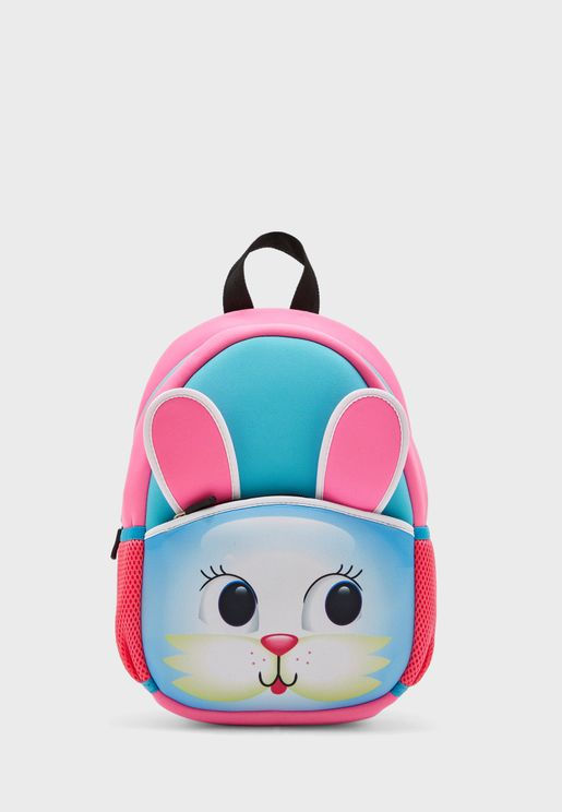 Kids Rabbit Backpack