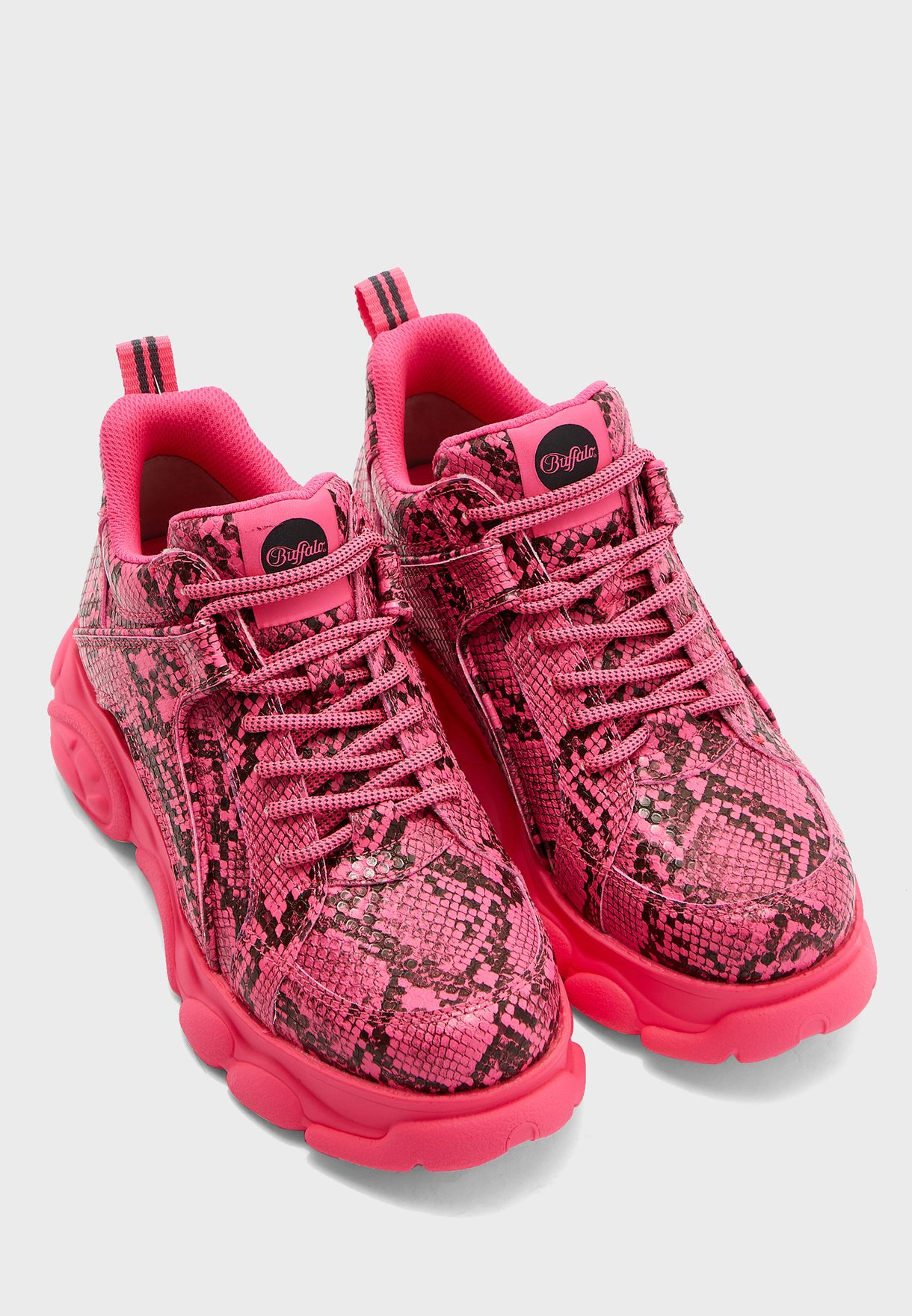 Corin Printed Low Top Sneaker