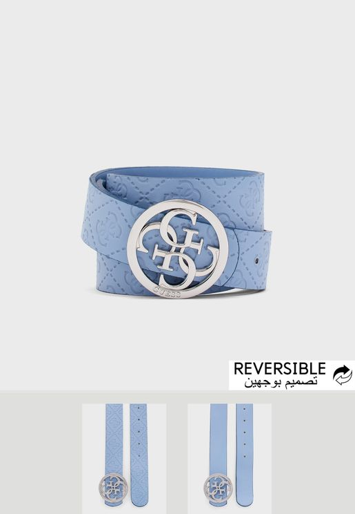 Shannon Reversible Adjustable Belt