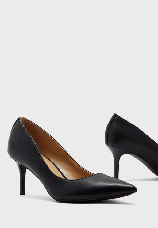 Lanette High Heel Pump