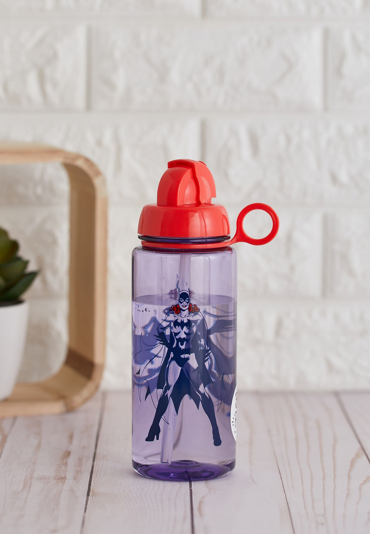 Batgirl  Drink Bottle