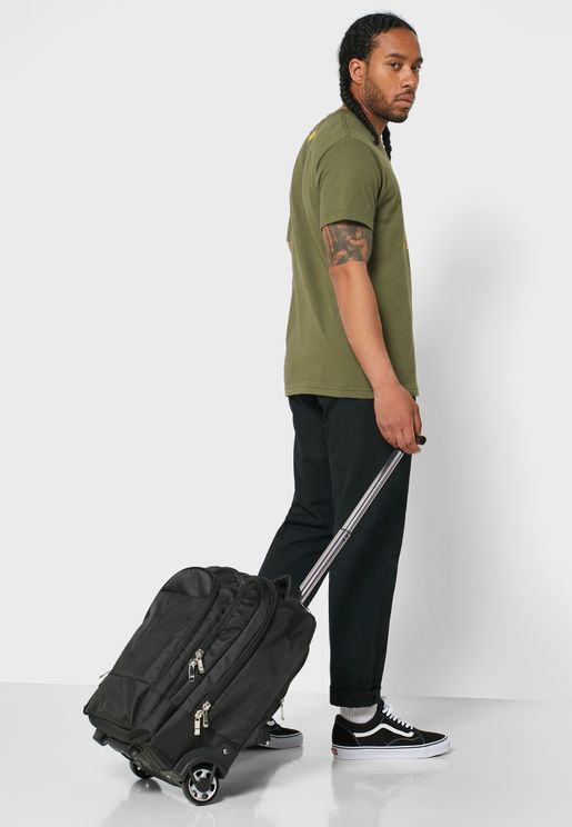 Two Wheel Cabin Shoulder Bag