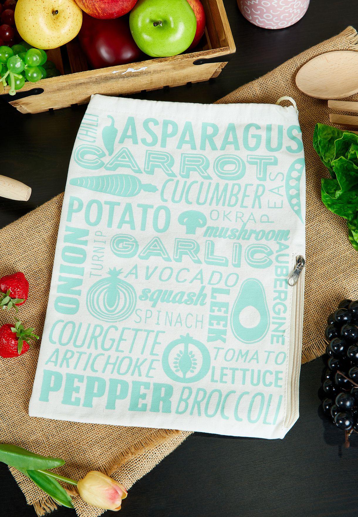 Porter Reusable Vegetable Bag