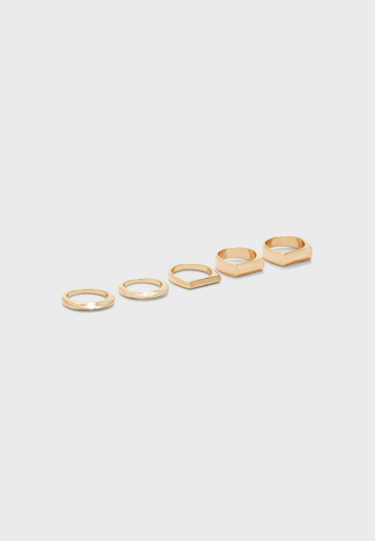 Theiwen Rings Set