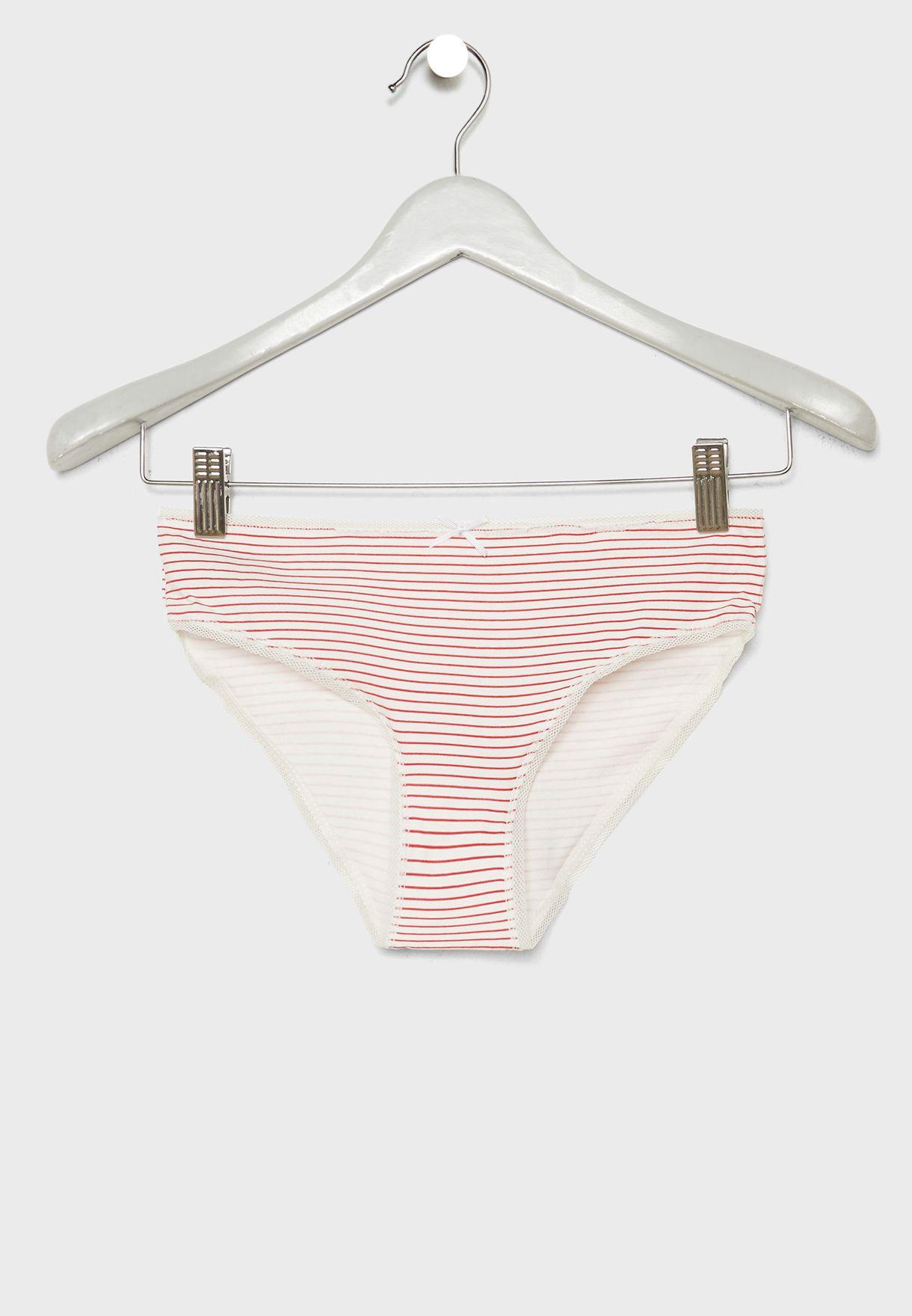 Kids 3 Pack Underwear