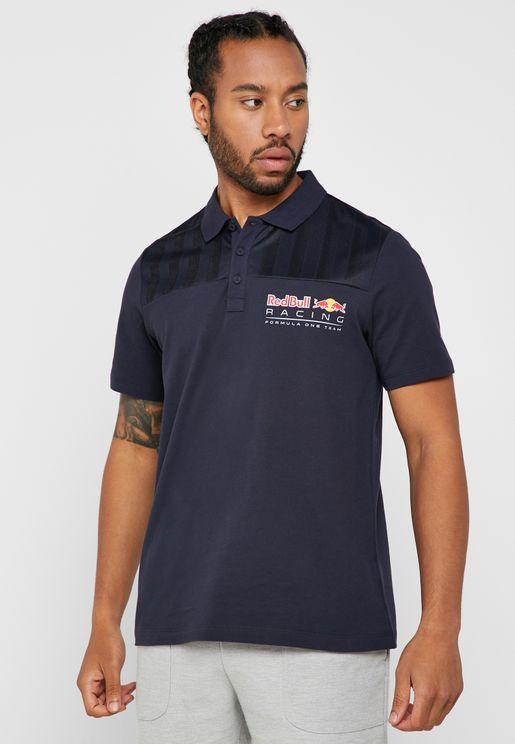 Red Bull Logo Polo