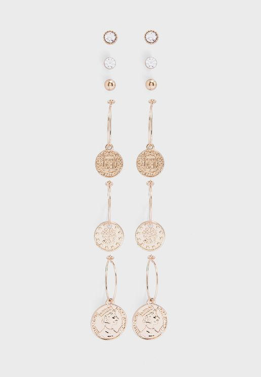 Multipack Airari Earrings