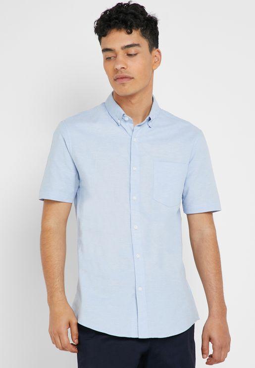قميص أكسفورد