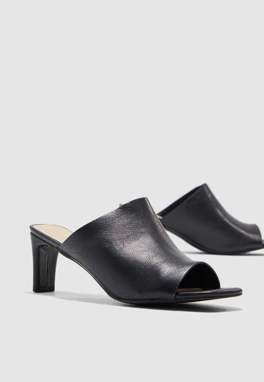 2c7da402dcad Mid-Heel Sandals for Women
