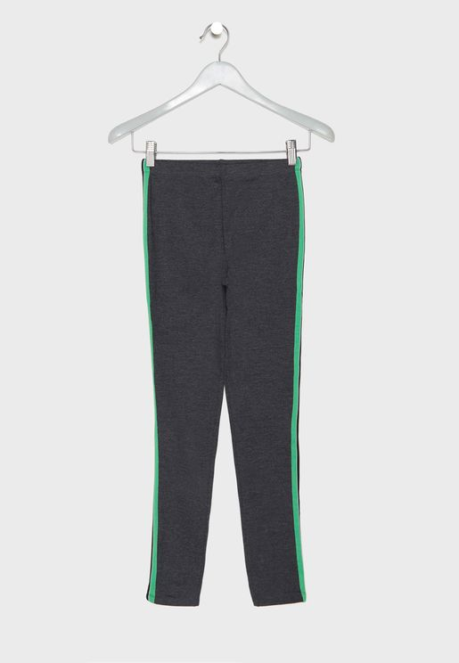 Teen Side Tape Sweatpants