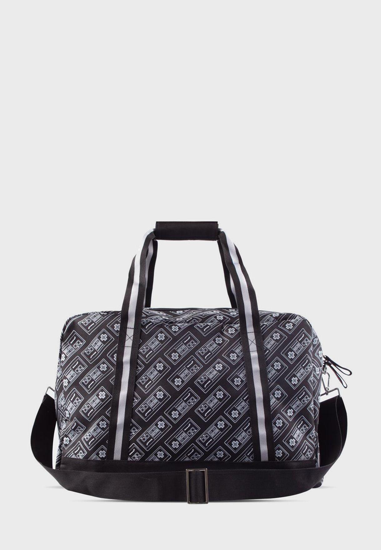 Duffel Bag With Top Handle