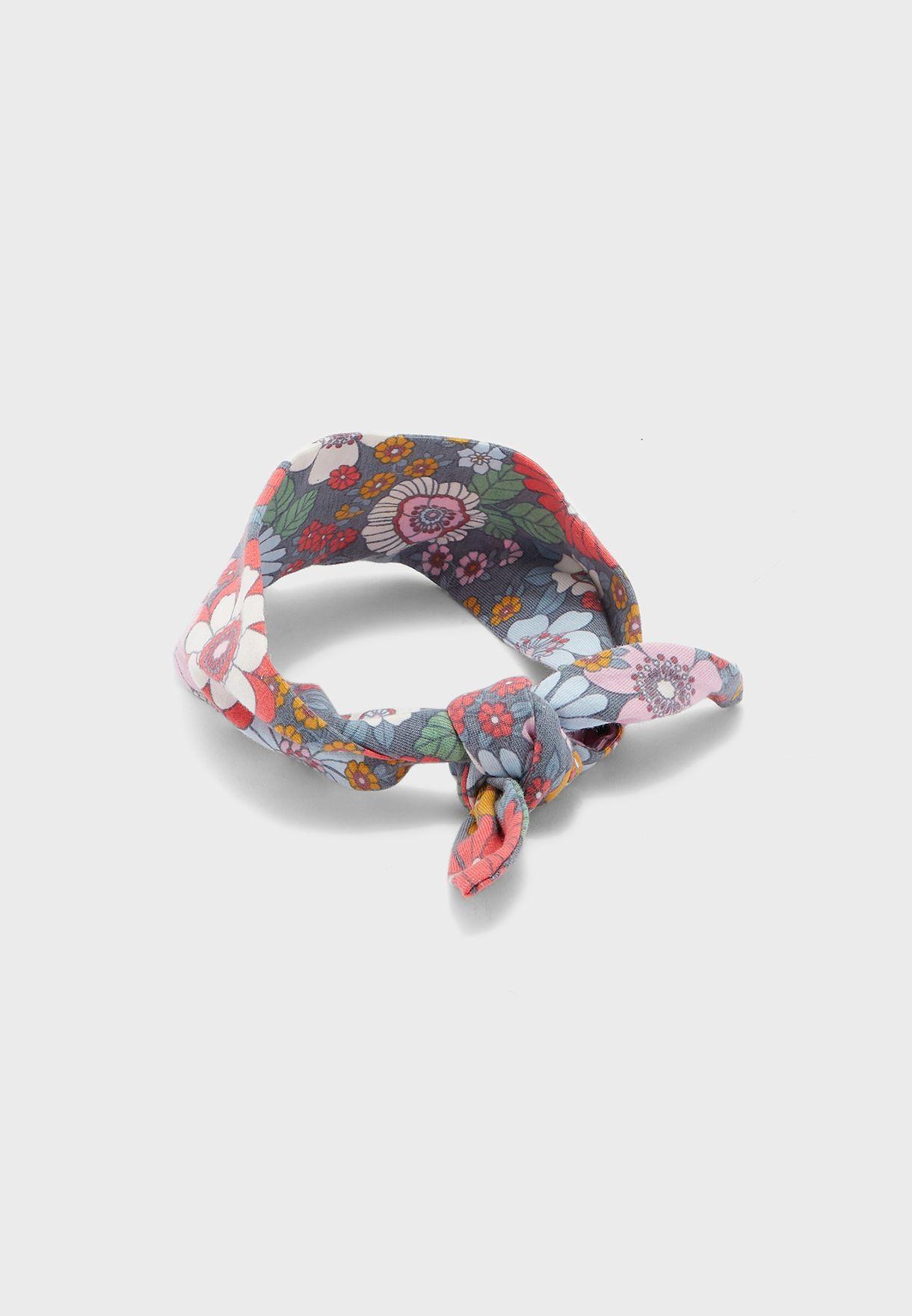 Kids 3 Pack Tie Headband