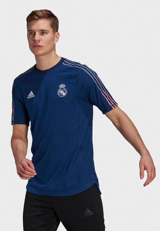 Real Madrid Travel T-Shirt