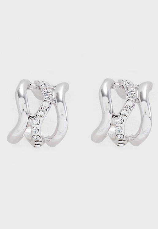 Bayswater Hoops Earrings