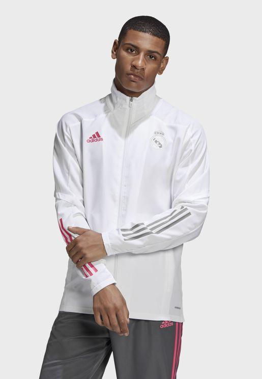 Real Madrid Track Jacket