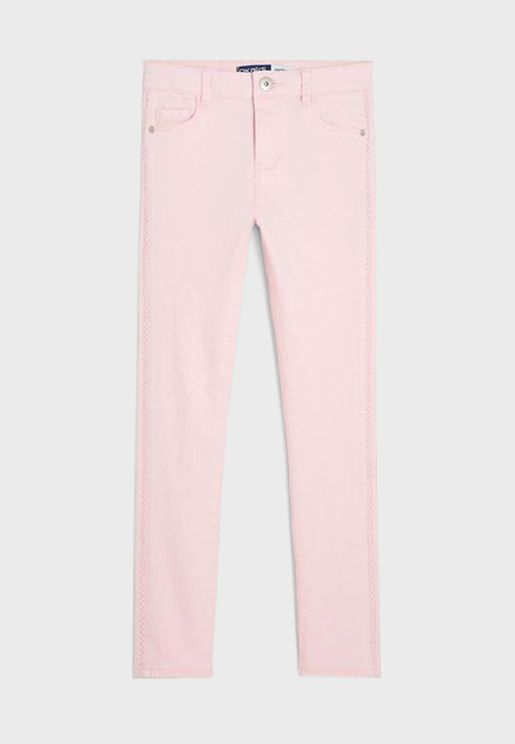 Youth Canvas Trouser