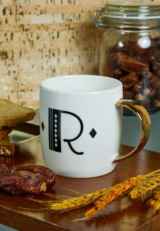 Mimo Monogram Mug - R