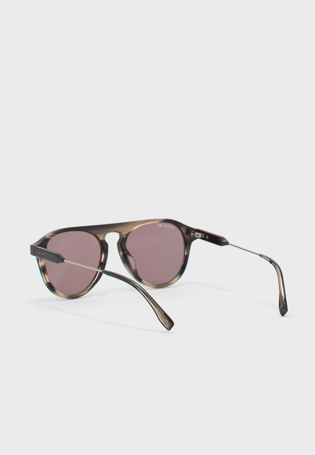L603Snd Oval Shape Sunglasses