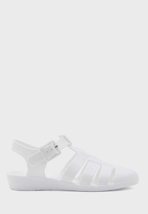 Jelly Slingback Sandal