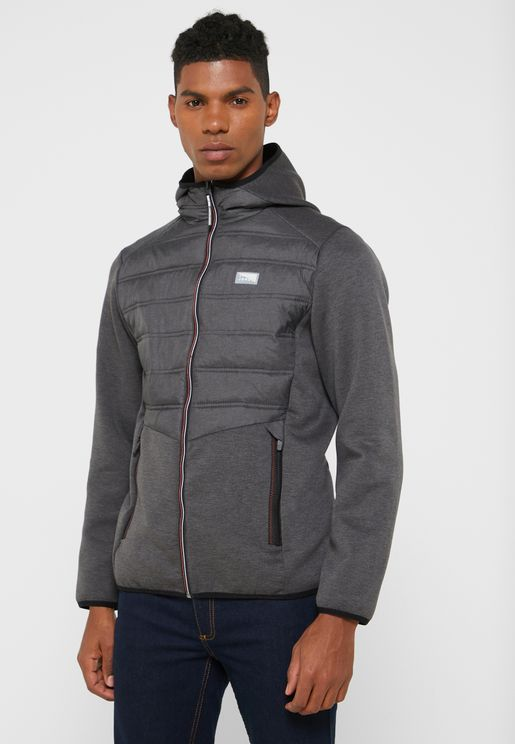 Toby Hybrid Jacket