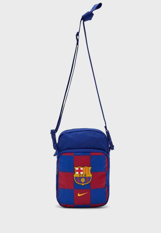شنطة من مجموعة فريق برشلونة
