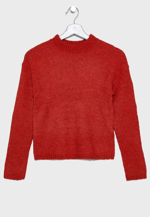 Teen Knitted Sweater
