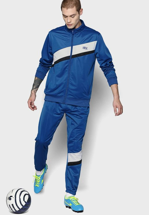 Colour Block Tracksuit