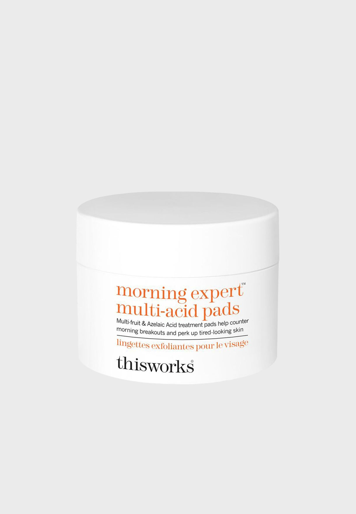 Morning Expert Multi-Acid Pads - 60