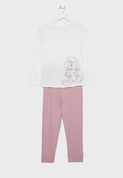 Kids Essential Pyjama Set