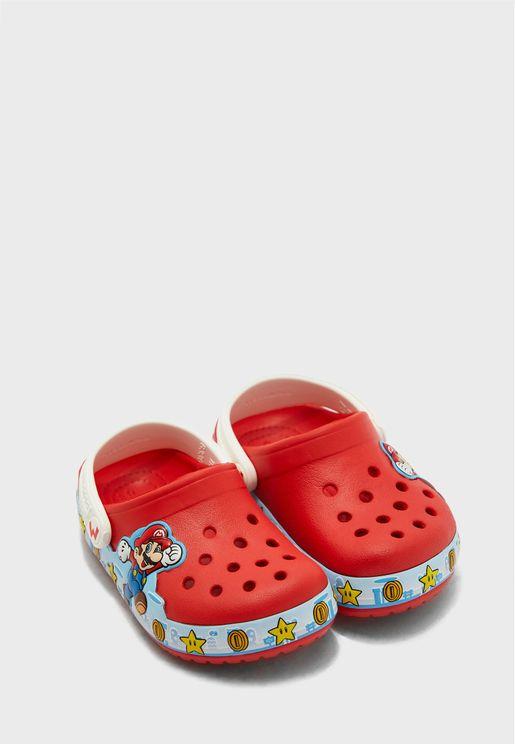 Kids Super Mario Sandal