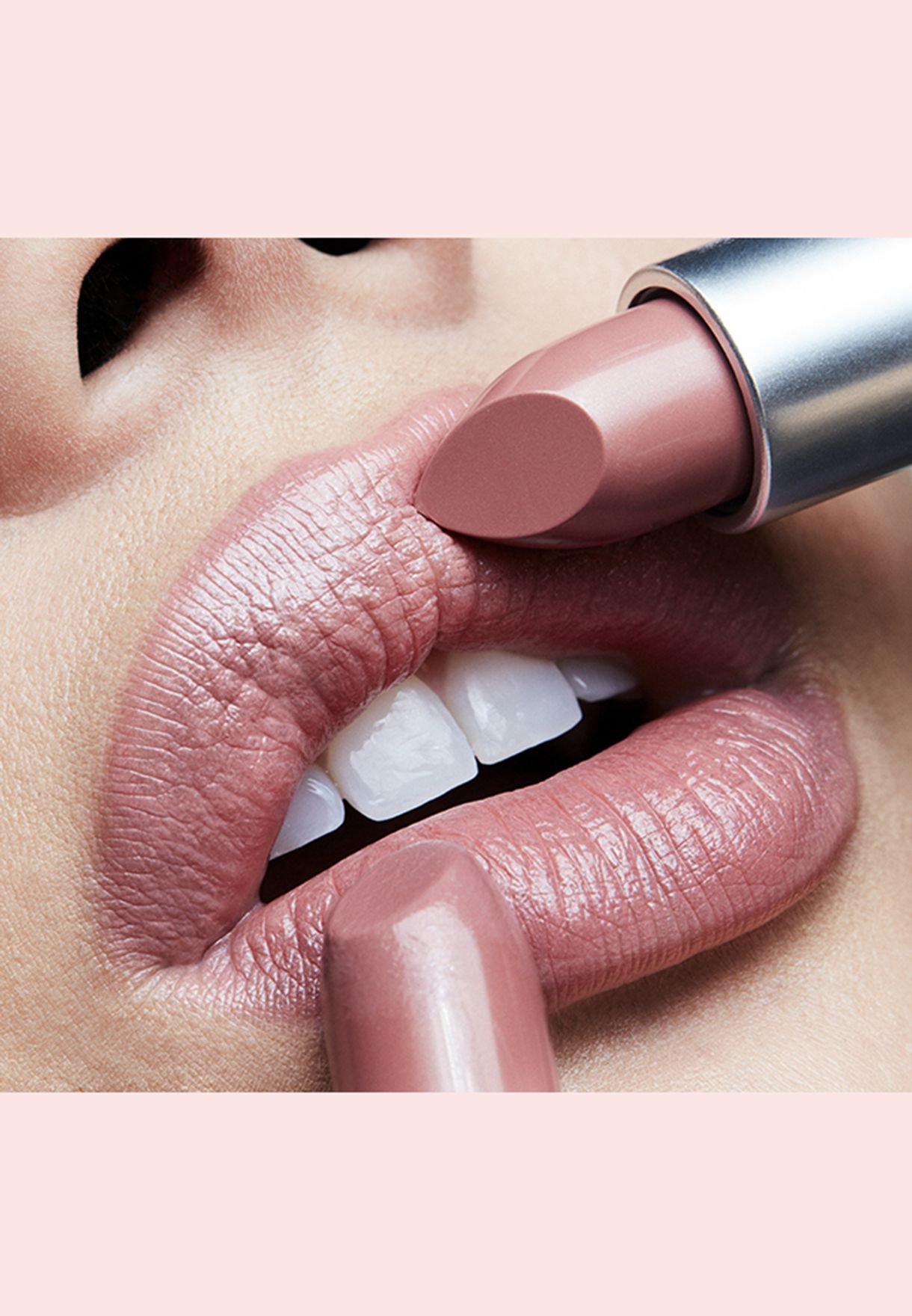 Onwijs Buy Mac Cosmetics Pink Cremesheen Lipstick - Modesty for Women in BQ-55