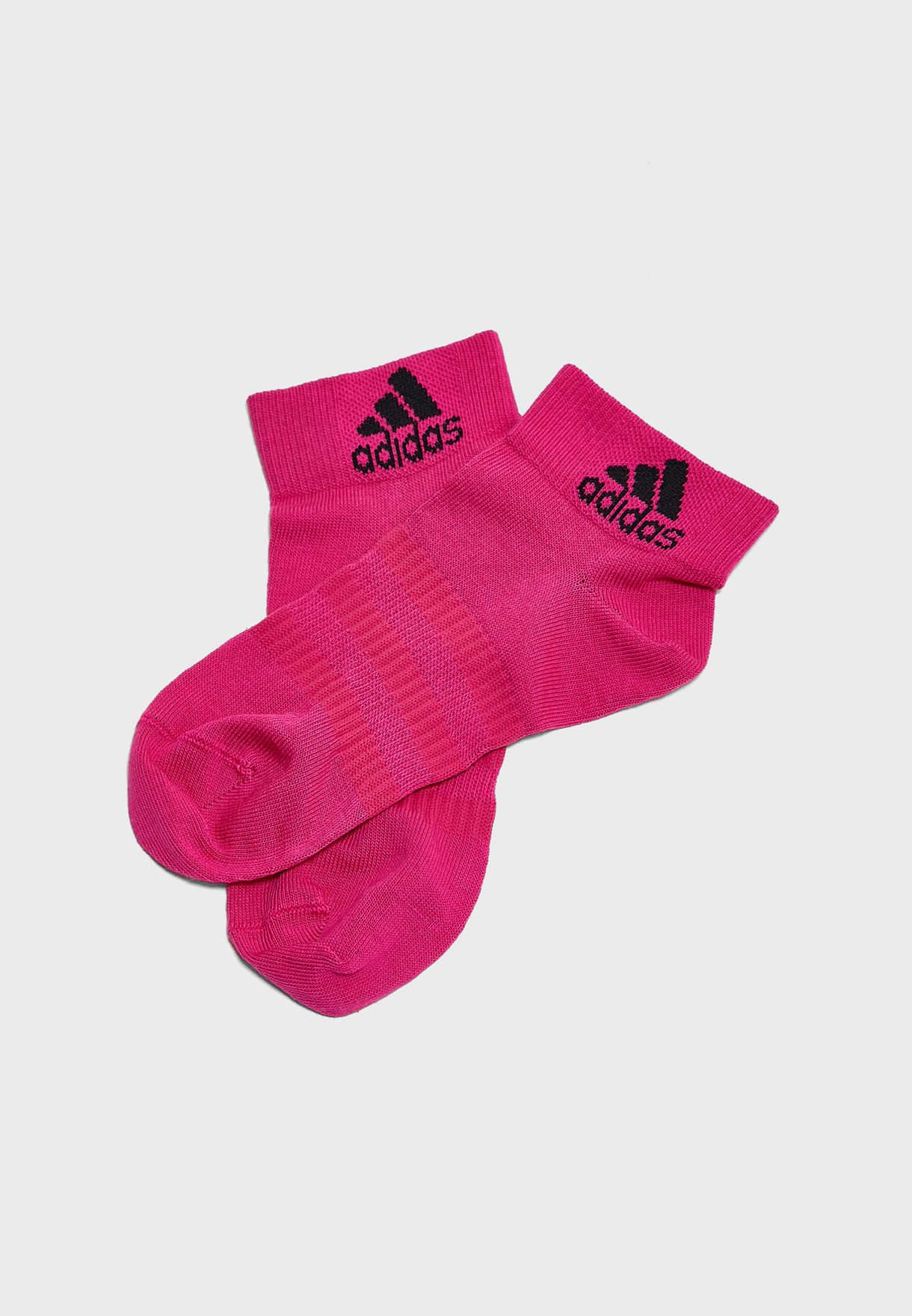 3 Pack Light Essentials Sports Training Unisex Ankle Socks
