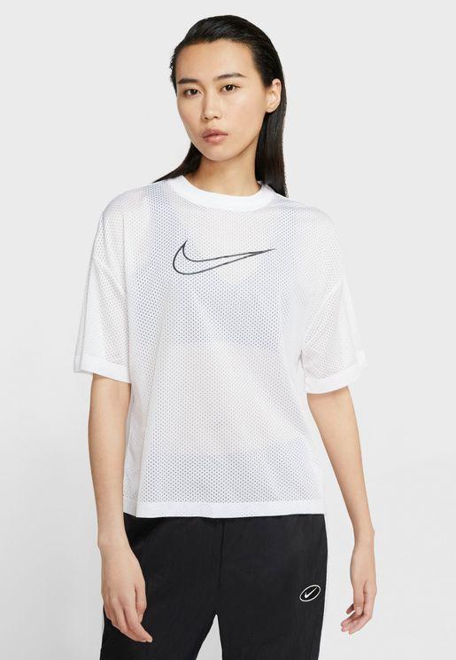 NSW Mesh T-Shirt